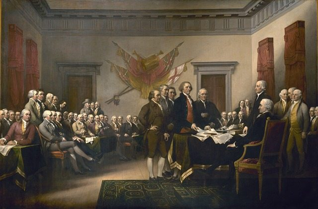 To Declare Independence, Break the Shackles in Your Mind