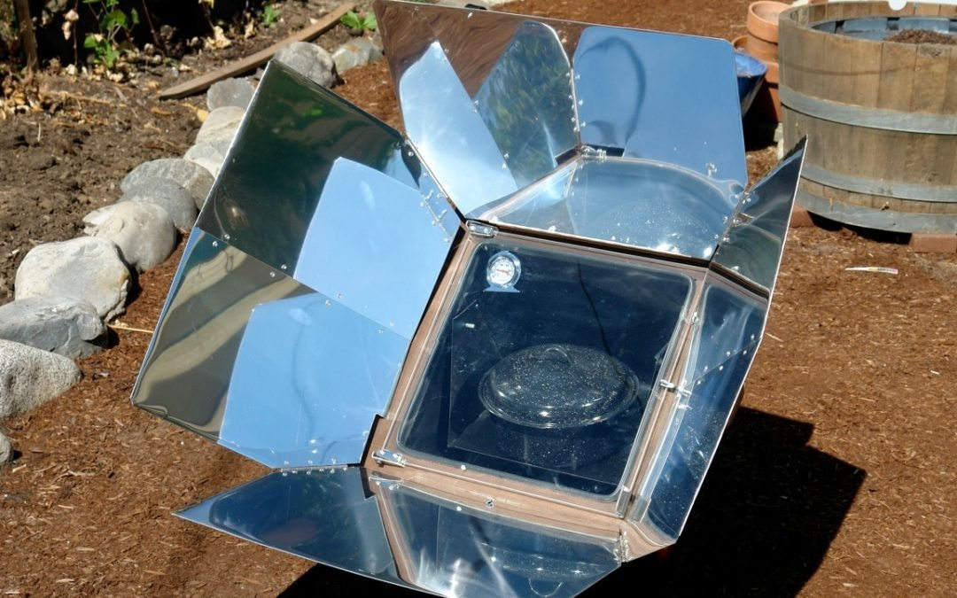 How to Use Solar Power to Cook, Dehydrate, and More