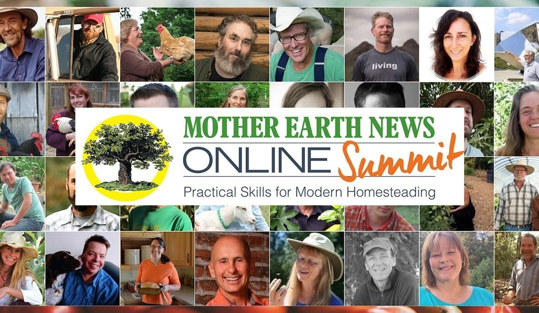 The Mother Earth News Homesteading Summit