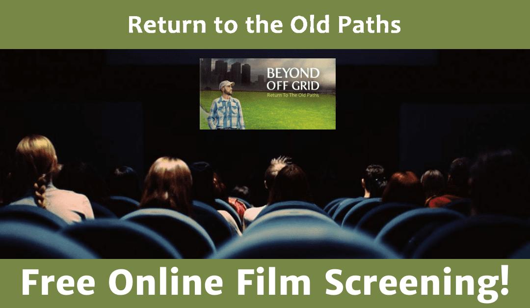 Film Free Screening Video